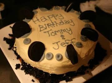 Oreo IceCream Cake