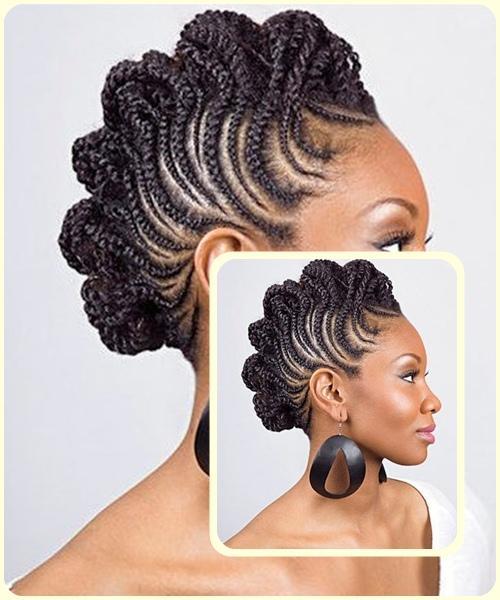 African Woman Haircut 2017 Screenshot