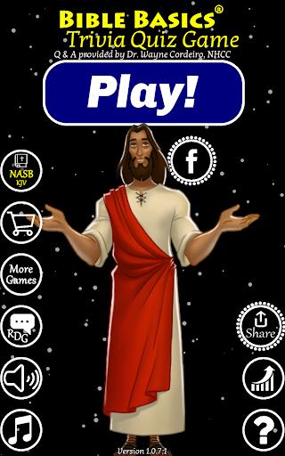 Bible Basics Trivia Quiz Spiel Screenshots 8