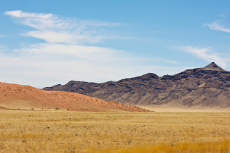 Photo: Namibrand Nature Reserve, Namibia