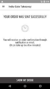 India Gate Takeaway- screenshot thumbnail