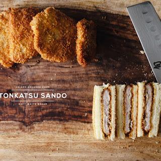 Katsu Sando – Tonkatsu Sandwich.