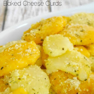 Baked Cheese Curds Recipes.