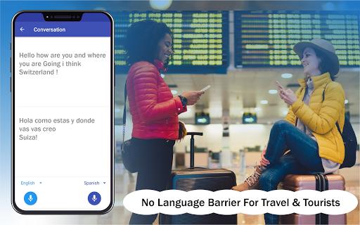 Language Translator Translate all & Learn language screenshot 3