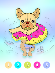 Coloring Fun : Color by Number Games APK screenshot thumbnail 14