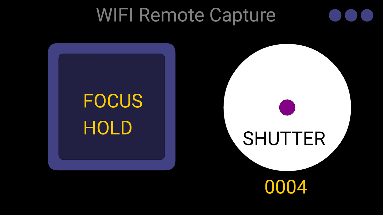 WiFi Remote Capture- screenshot