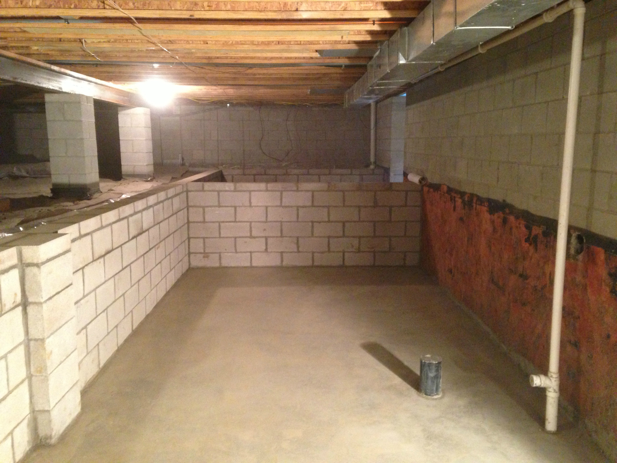 Album google for Making a crawl space into a full basement