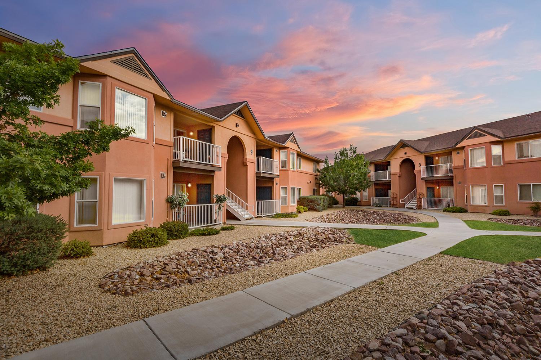 Vista Montana Apartments In Las Cruces New Mexico