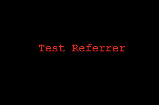 Test Referrer 01