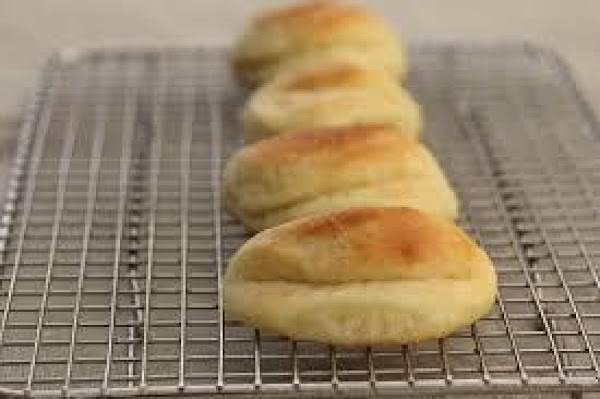 You can immediately roll out and shape into pocketbook yeast rolls or let stand...