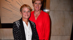 Clare Balding earns £1m a year