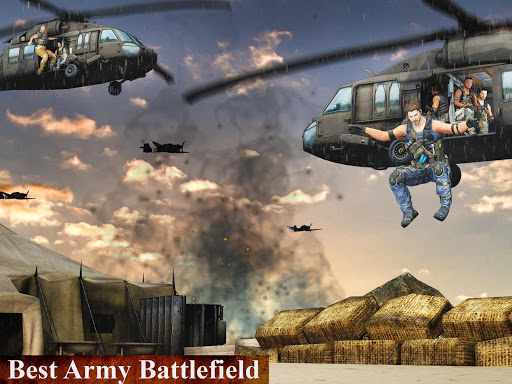Army Battlefield Fighting: Kung Fu Karate apkpoly screenshots 11
