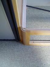 Photo: detail of corner