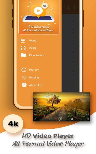 4K HD Video Player - All Format Video screenshot 13