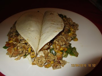 Tex-mex Street Breakfast Taco (sallye) Recipe