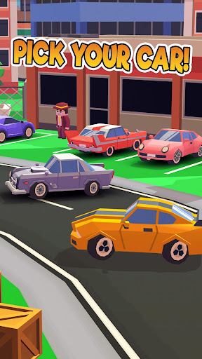 Taxi Run - Crazy Driver  screenshots 10