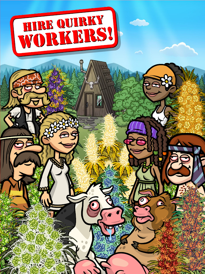 Pot Farm – Grass Roots For PC (Windows 7, 8, 10, XP) Free ...