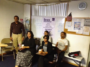 Photo: Sewa Day 2014: Health Awareness Camp for the Philadelphia Bhutanese refugee community