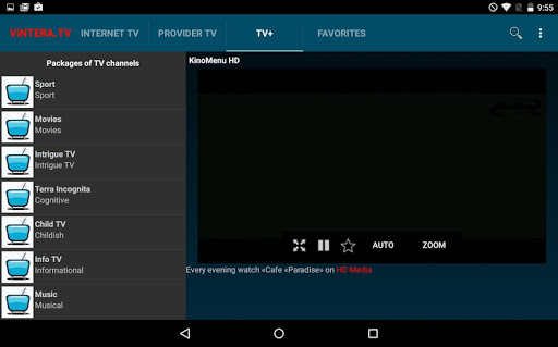 ViNTERA TV 2.3.3 screenshots 3