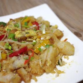 by KG Goh - Food & Drink Plated Food