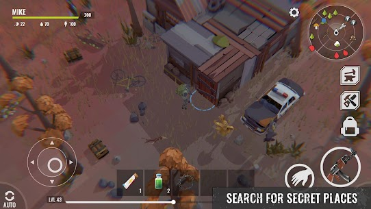 No Way To Die: Survival MOD APK [Unlimited Ammo + Menu Mod] 1.8 2