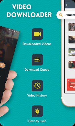 All Video Downloader 2019 : Video Downloader App 2.6 screenshots 2