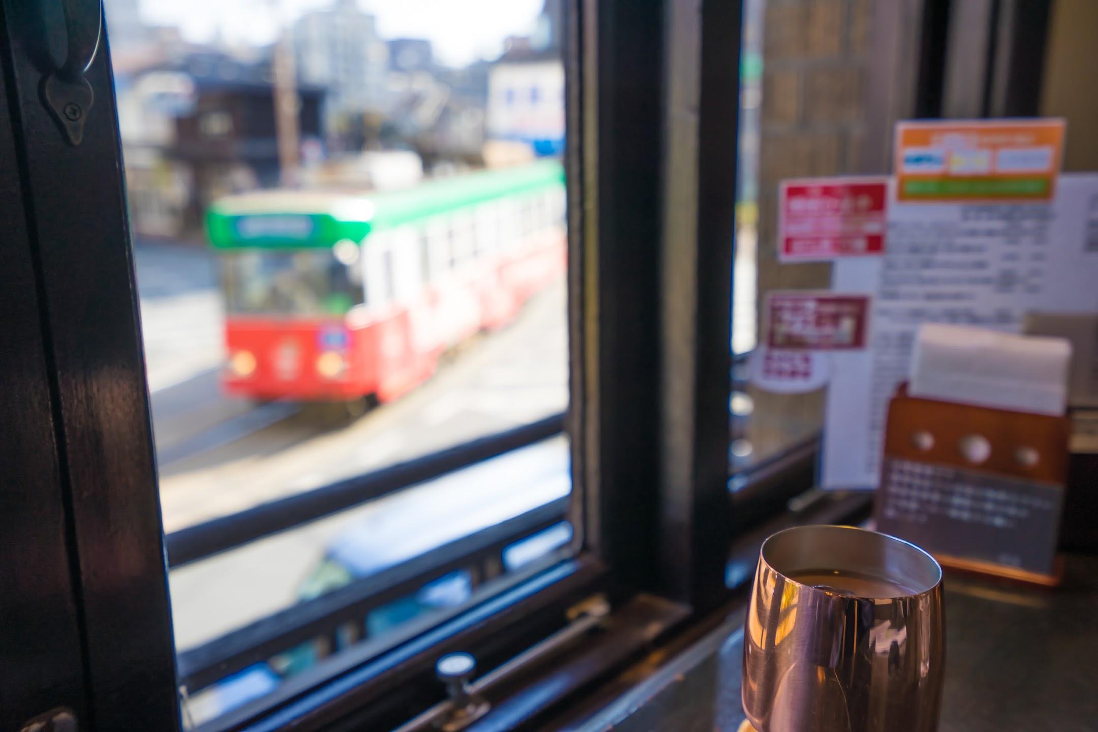 熊本 長崎次郎喫茶店2