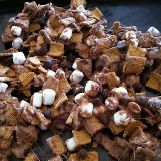 S'mores Snack Mix II.