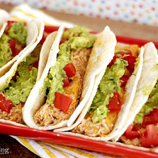 Copycat Cafe Rio Chicken