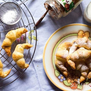 Mini Puff Pastry Desserts Recipes.