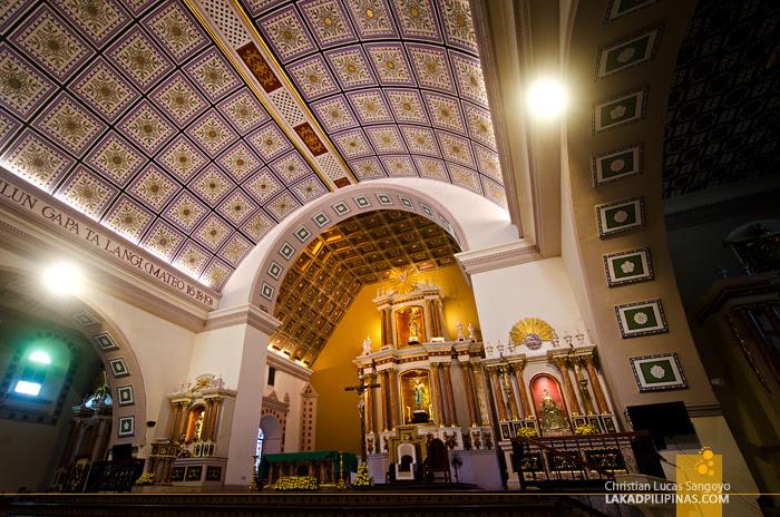 Tuguegarao Cathedral Retablo