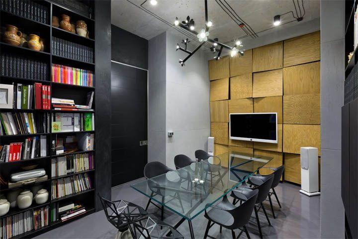 ý tưởng thiết kế văn phòng