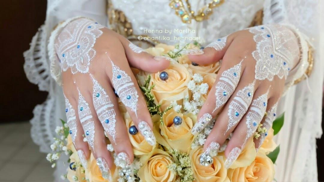 Chantika Henna Art Seni Lukis Tubuh Untuk Acara Pernikahan