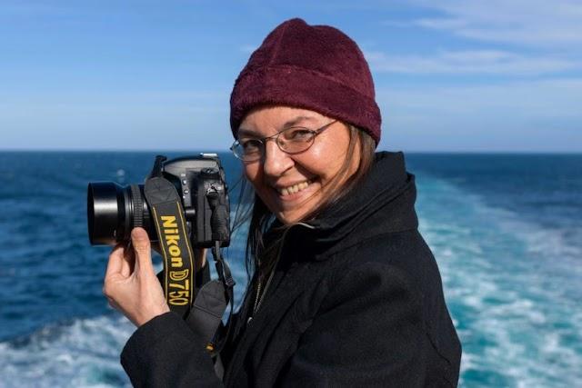 La fotoperiodista Marina del Mar también compartirá su experiencia con los asistentes al foro.