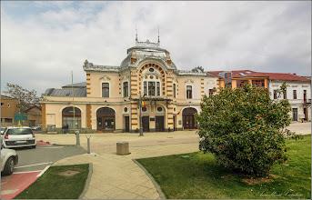 Photo: Turda - Piata Republicii, Nr.52 - Teatrul Municipal si Biblioteca Teodor Murasanu  - 2019.03.25