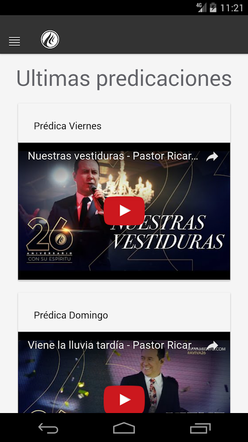 Avivamiento Biblia- screenshot