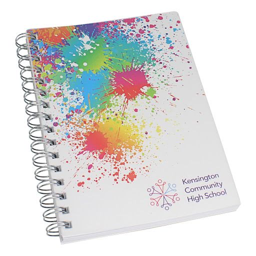Academic Planner and Notebook