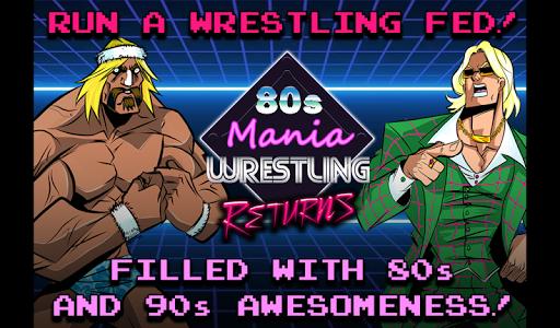 80s Mania Wrestling Returns apkpoly screenshots 11