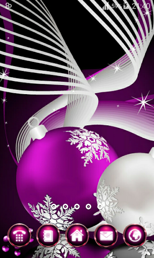 ロイヤルパープルクリスマス