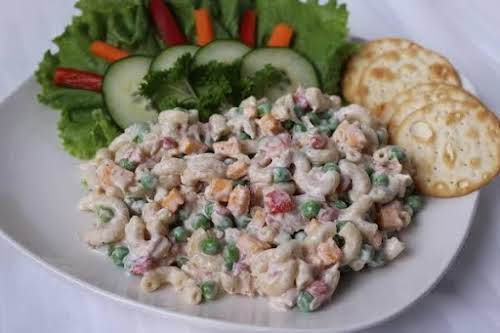 """Catie's Island Tuna Salad""""This is a cool refreshing salad that would be..."""
