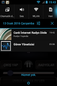 Canlı İnternet Radyo Dinle screenshot 5
