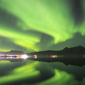 Aurora by Karl-roger Johnsen - Uncategorized All Uncategorized