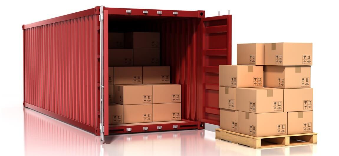 как отправить мебель из Китая