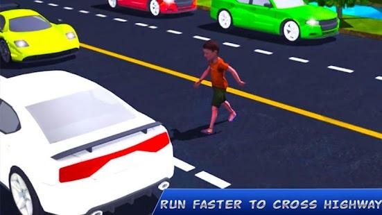 Highway Crossing Simulator - náhled