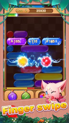 Télécharger gratuit Slide Bubbles: Bubble Puzzle Adventure Elimination APK MOD 2