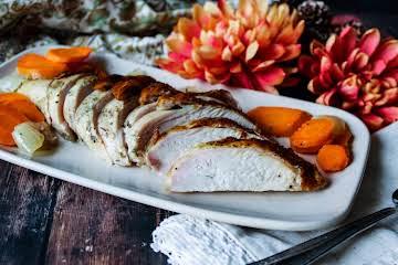 Thanksgiving Teaser Roast Turkey Breast