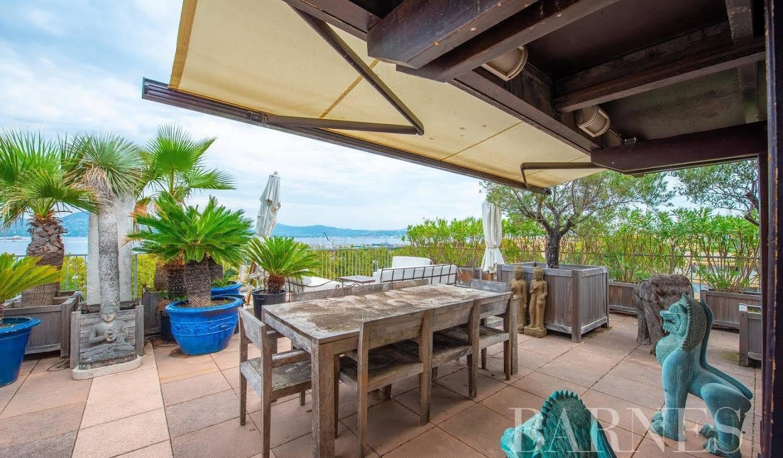 Appartement avec piscine Saint-Tropez
