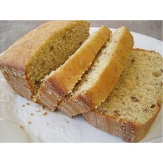 Fresh Orange Pecan Bread