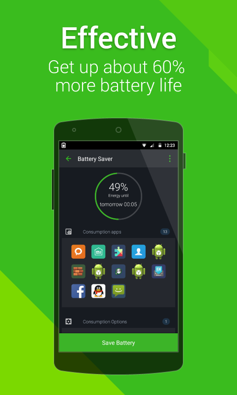 power battery battery saver android apps on google play. Black Bedroom Furniture Sets. Home Design Ideas