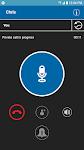 screenshot of Bell Push-to-talk